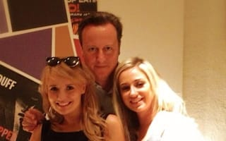 David Cameron leaves £50 tip for £45 Pizza Express meal
