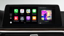 El BMW Serie 5 estrenará CarPlay inalámbrico