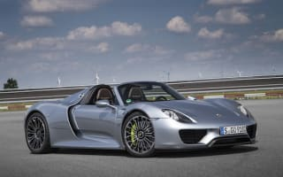 AOL Cars takes a ride in the Porsche 918 Spyder