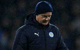 No gratitude in football - Spalletti saddened by Ranieri sacking