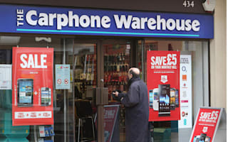 Carphone and Dixons in merger deal