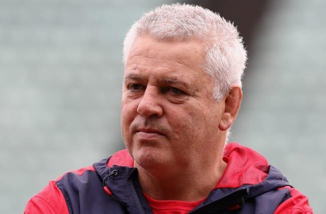 Gatland questions All Blacks' bench, Savea absence