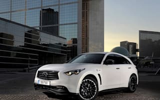 First drive review: Infiniti FX Vettel Edition