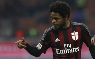 Luiz Adriano in talks over AC Milan exit
