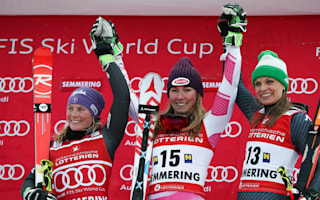 Shiffrin's busy Christmas programme reaps reward
