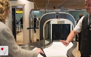 Airport security checks may get a lot easier in the future