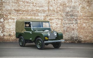Land Rover Classic to restore 25 Series I models