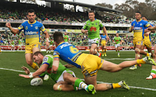 Lee scores four tries in stunning Raiders comeback
