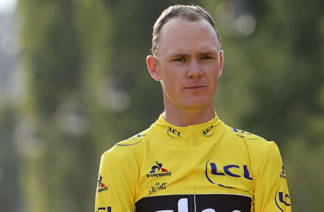 Tour winner Froome pays tribute to Nice victims