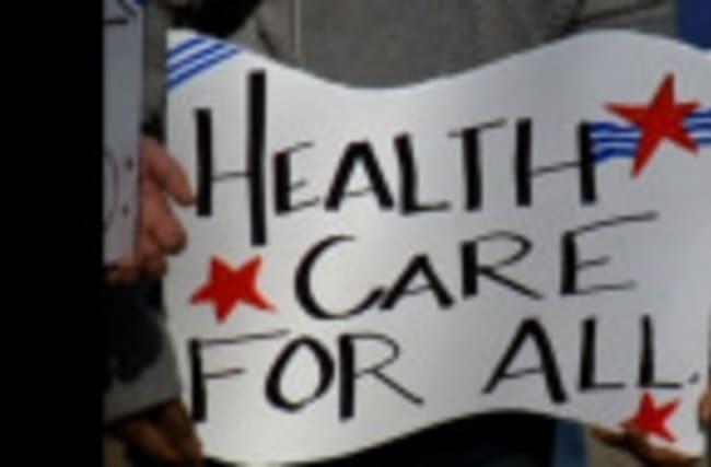 Senators Sanders, Warren Lead Healthcare Rallies