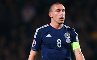 Brown retires from Scotland duty