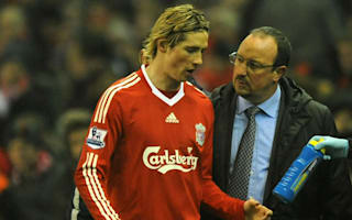 Torres: Benitez took me to a level I never dreamed of
