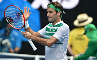 Federer pleased to get through tough second-round clash