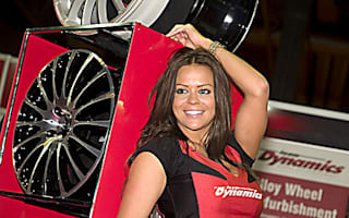 Picture galleries: Fast cars and hot ladies