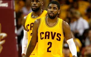 Irving lifts Cavs in OT thriller, Pacers extend streak