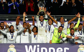 Ramos revels in Real Madrid's extra-time Super Cup victory