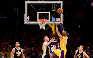 Kobe Bryant puts up 60, stars in final NBA game