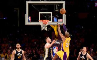 Kobe Bryant puts up 60, stars in final NBA game