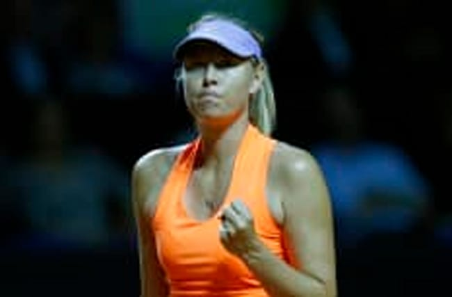 VOTE | Should Maria Sharapova be allowed to play tennis?
