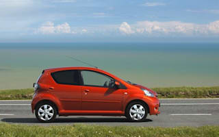 Aygo, C1 and 107 demoted to three-star NCAP rating