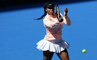 Serena comeback ended as injury flares up