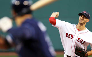 Porcello inspires Red Sox with 18th win, Blue Jays cruise