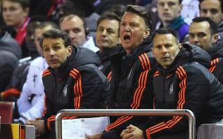 Van Gaal refuses to comment on Scholes, Ferdinand criticism