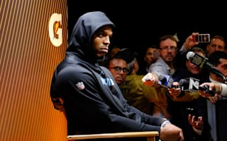 Newton cuts news conference short after Super Bowl 50 loss