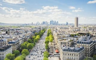 Paris named the number one tourist destination in the world