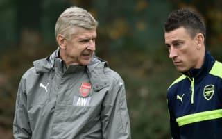 Koscielny wants Wenger to stay at Arsenal