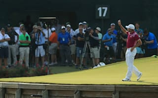 WATCH: Garcia makes hole-in-one on iconic 17th at Players Championship