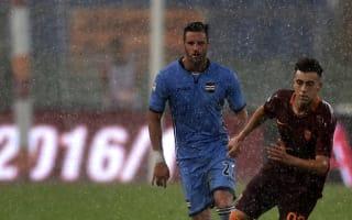 Roma-Sampdoria suspended, Genoa-Fiorentina abandoned due to extreme weather