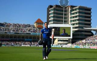 Hales stars as England post world record ODI score
