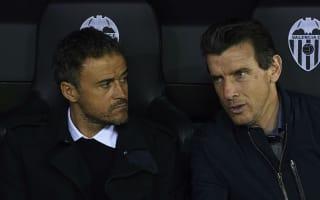 Sergi Roberto backs Unzue for Barcelona job