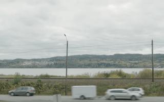 Volkswagen showcases amazing trailer technology