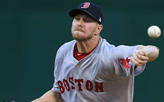 Sale struggles as Red Sox win, Ray stars
