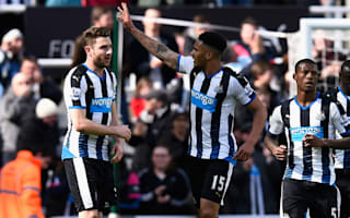 Newcastle United 3 Swansea City 0: First Benitez win boosts survival hopes