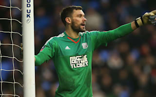 Foster signs new West Brom deal