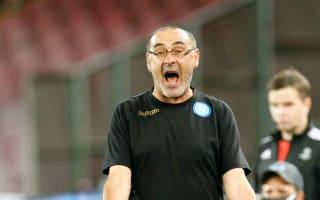 Sarri: Napoli making life hard for ourselves