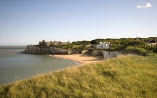 Nine beaches in Kent closed after sewage leak: Tourists told to stay out of water