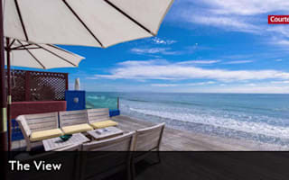 This is Sting's Malibu beach house: Fancy a break here?