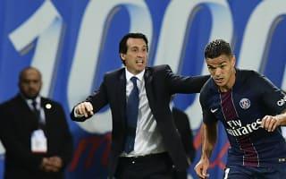 Emery pleased with Ben Arfa attitude