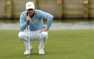 Bjerregaard leads in Paris, McIlroy five back