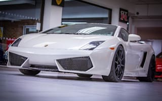 Incredible tuned Lamborghini goes up on sale