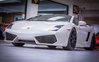Incredible tuned Lamborghini goes up on sale