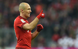 Robben: Van Gaal at the heart of Bayern success