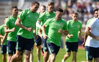 Republic of Ireland v Sweden: Keane warns Group E rivals