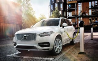 Volvo XC90 gets plug-in hybrid technology