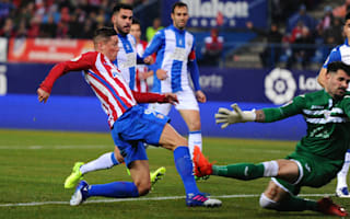 Atletico Madrid 2 Leganes 0: Two-goal Torres justifies Simeone selection