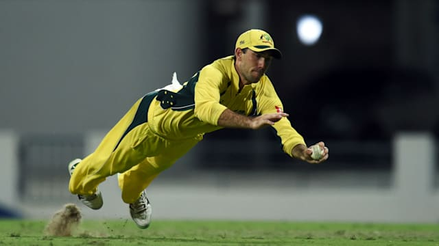 Faulkner claims hat-trick against Sri Lanka